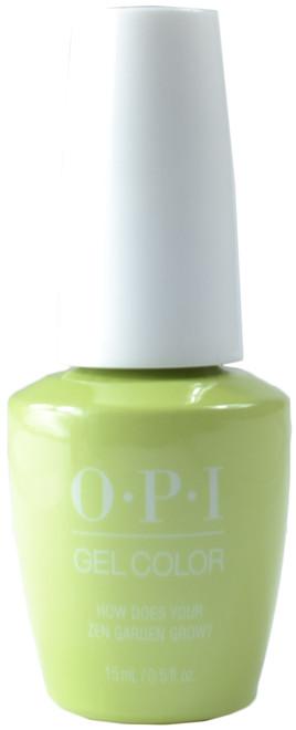 OPI Gelcolor How Does Your Zen Garden Grow? (UV / LED Polish)