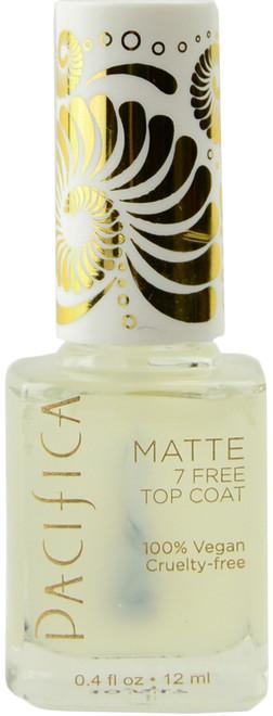 Pacifica Matte Top Coat (0.45 fl. oz. / 13.3 mL)
