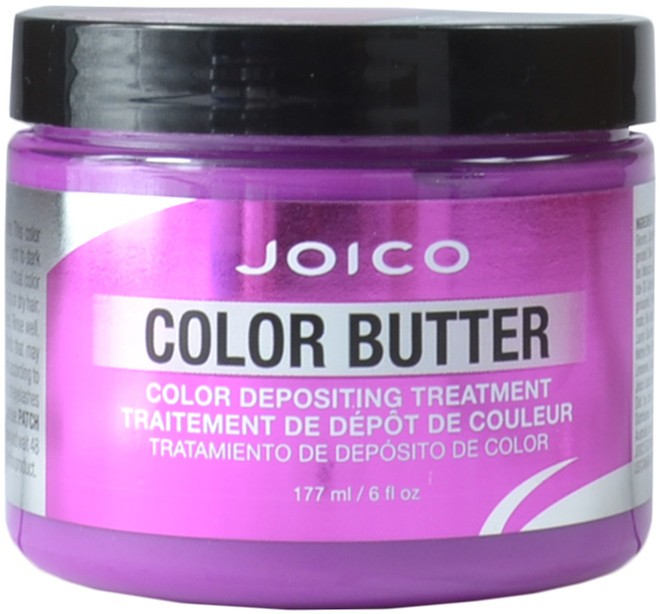 JOICO Color Intensity Pink Color Butter Color Depositing Treatment (6 fl. oz. / 177 mL)