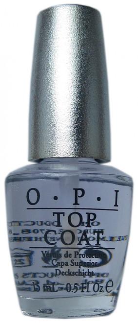 OPI Designer Series Top Coat nail polish