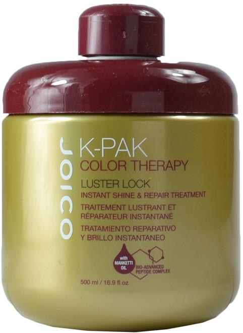 JOICO K-Pak Color Therapy Luster Lock Instant Shine & Repair Treatment (16.9 fl. oz. / 500 mL)
