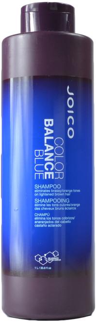 JOICO Color Balance Blue Shampoo (33.8 fl. oz. / 1 L)