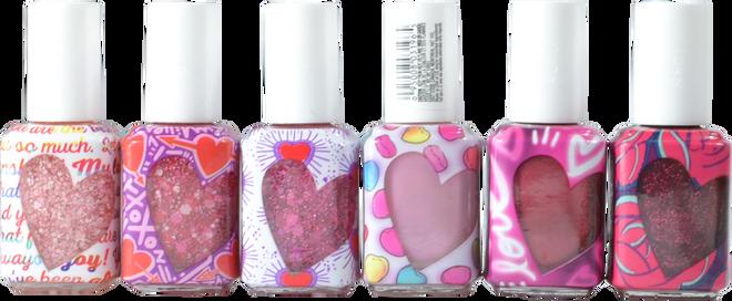 Essie 6 pc Valentine's Day 2019 Collection