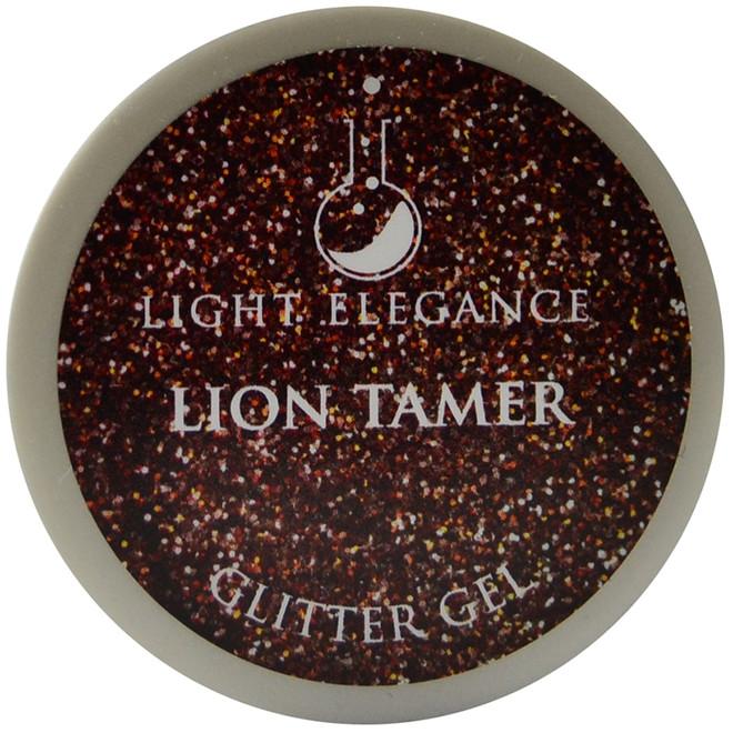 Light Elegance Lion Tamer Glitter Gel (UV / LED Gel)