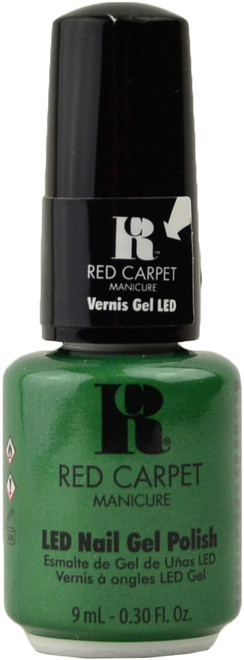 Red Carpet Manicure Martinis & Mistletoe (UV / LED Polish)