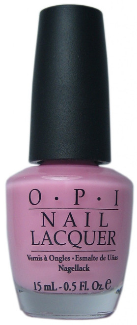 OPI I Think In Pink nail polish