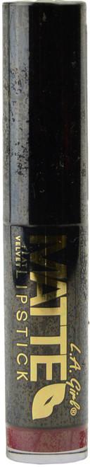 L.A. Girl Bite Me Matte Flat Velvet Lipstick (0.1 oz. / 3 g)
