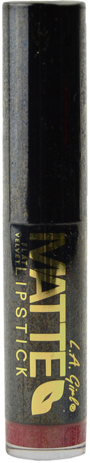 L.A. Girl Relentless Matte Flat Velvet Lipstick (0.1 oz. / 3 g)