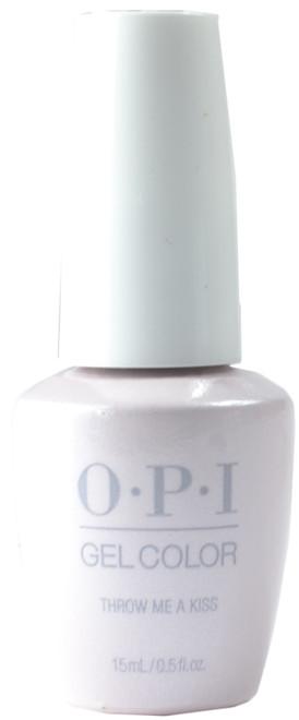 OPI Gelcolor Throw Me a Kiss (UV / LED Polish)