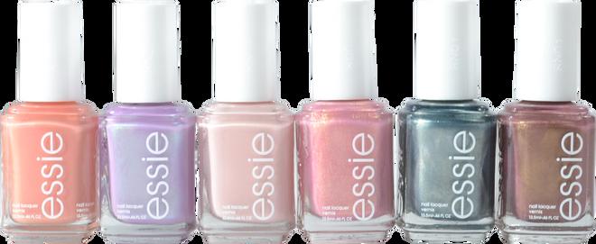 Essie 6 pc Essie Spring 2019 Collection