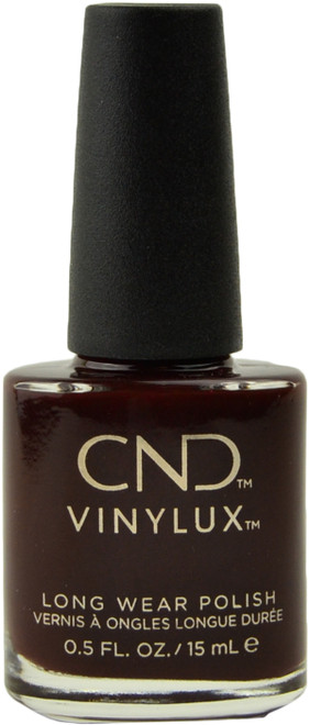 Cnd Vinylux Black Cherry (Week Long Wear)