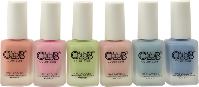 Color Club 6 pc Sedona Summer Collection