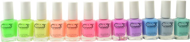 Color Club 12 pc Whatever Forever Collection
