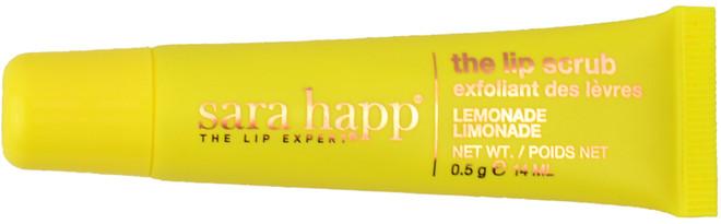 Sara Happ Lemonade Lip Scrub Tube (0.5 fl. oz. / 14 mL)