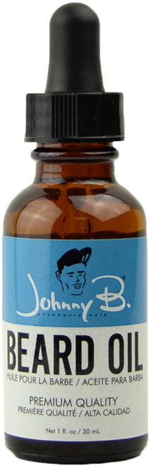 Johnny B. Beard Oil (1 fl. oz. / 30 mL)