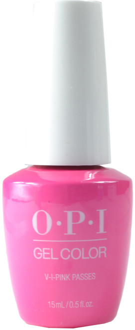 OPI Gelcolor V-I-Pink Passes (UV / LED Polish)