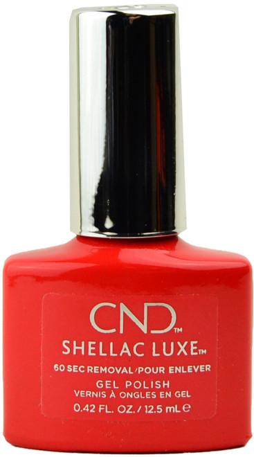 CND Shellac Luxe Electric Orange (UV / LED Polish)