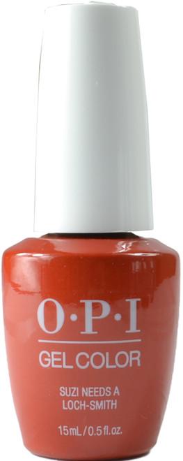 OPI Gelcolor Suzi Needs a Loch-Smith (UV / LED Polish)