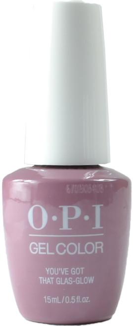 OPI Gelcolor You've Got That Glas-Glow (UV / LED Polish)