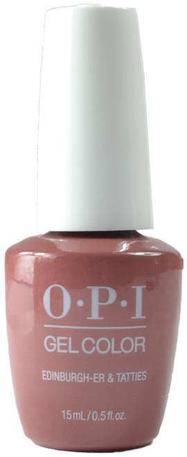 OPI Gelcolor Edinburgh-Er & Tatties (UV / LED Polish)