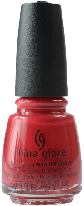 China Glaze Campfired Up!