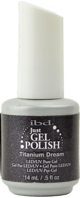 Ibd Gel Polish Titanium Dream (UV / LED Polish)