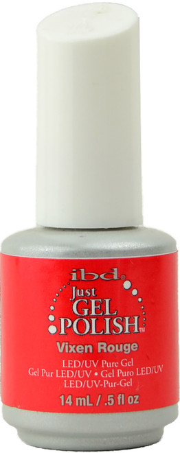 Ibd Gel Polish Vixen Rouge (UV / LED Polish)