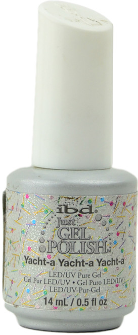 Ibd Gel Polish Yacht-a Yacht-a Yacht-a (UV / LED Polish)