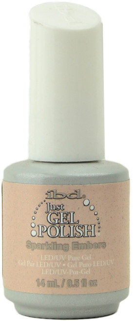 Ibd Gel Polish Sparkling Embers (UV / LED Polish)