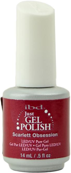 Ibd Gel Polish Scarlett Obsession (UV / LED Polish)