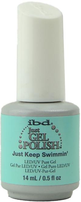Ibd Gel Polish Just Keep Swimmin' (UV / LED Polish)