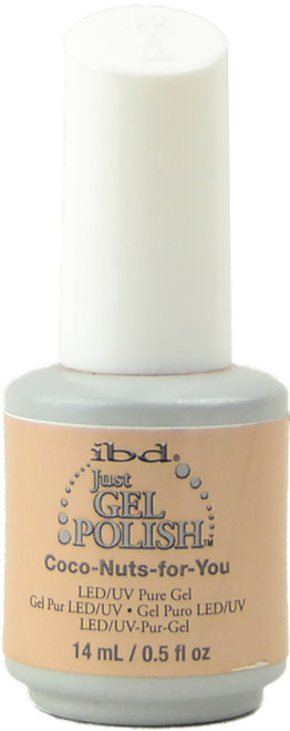 Ibd Gel Polish Coco-Nuts-for-You (UV / LED Polish)