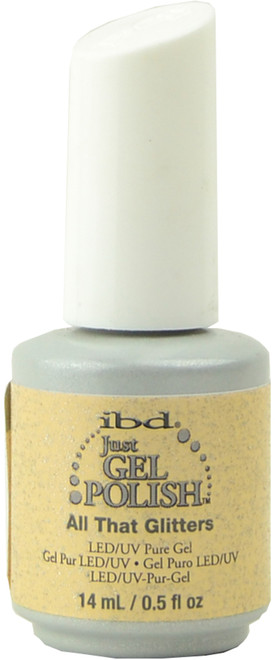 Ibd Gel Polish All That Glitters (UV / LED Polish)