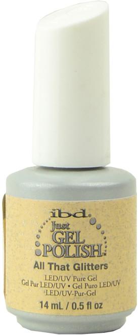 Ibd Gel Polish All That Glitters (UV / LED Polish)