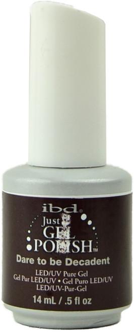 Ibd Gel Polish Dare to Be Decadent (UV / LED Polish)