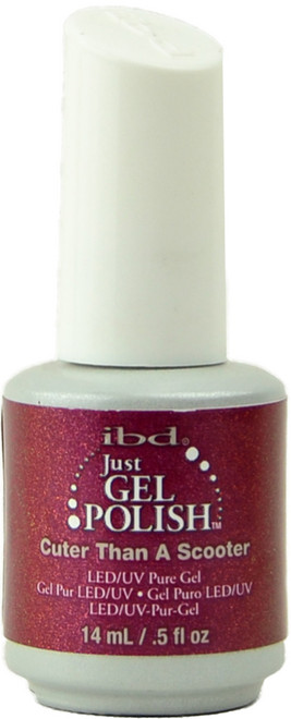 Ibd Gel Polish Cuter Than a Scooter (UV / LED Polish)