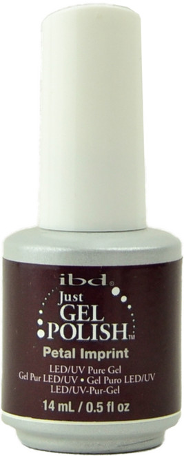 Ibd Gel Polish Petal Imprint (UV / LED Polish)