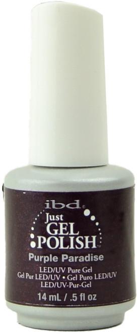 Ibd Gel Polish Purple Paradise (UV / LED Polish)