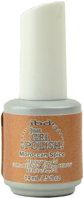 Ibd Gel Polish Moroccan Spice (UV / LED Polish)
