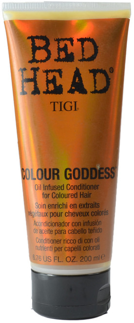 Bed Head Colour Goddess Oil Infused Conditioner for Coloured Hair (6.76 fl. oz. / 200 mL)