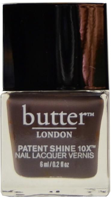 Butter London Mink Grey Patent Shine 10X (Week Long Wear)