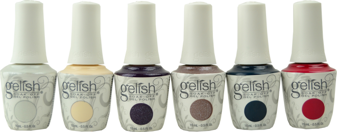 Gelish 6 pc Forever Marilyn Collection