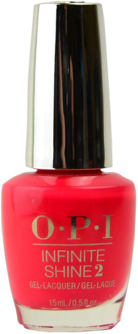 OPI Infinite Shine Cajun Shrimp (Week Long Wear)