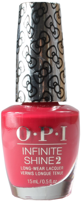 OPI Infinite Shine All About the Bows (Week Long Wear)