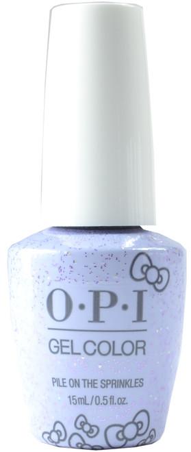 OPI Gelcolor Pile on The Sprinkles (UV / LED Polish)