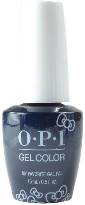 OPI Gelcolor My Favorite Gal Pal (UV / LED Polish)