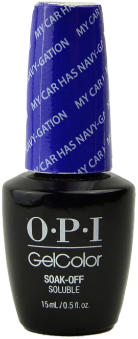OPI GelColor My Car Has Navy-gation (UV / LED Polish)