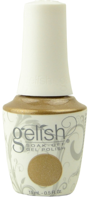 Gelish Gilded in Gold (UV / LED Polish)