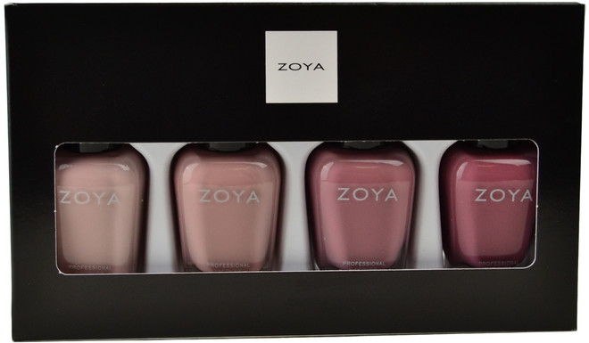 Zoya 4 pc Holiday Quad 1 Set