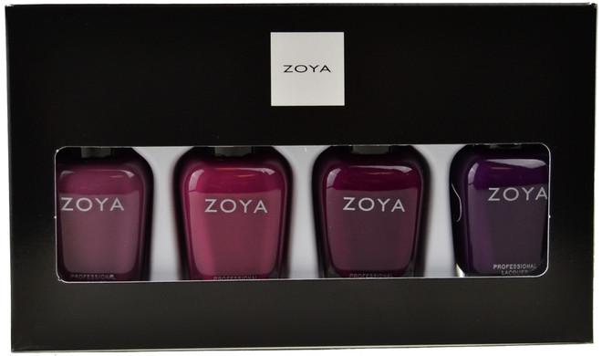 Zoya 4 pc Holiday Quad 2 Set